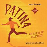 PATINA-WAS ICH LIEBE UND WAS ICH HASSE - REYNOLDS,JASON  4 CD NEW
