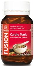 Fusion Health Cardio Tonic 60 Tablets