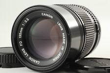 【EXC+++】Canon New FD 135mm F/3.5 MF Lens from Japan #22A
