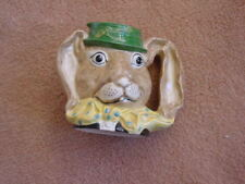 "Doulton Character Jug March Hare D6776 Alice In Wonderland Char  6"" L 1st Qual"