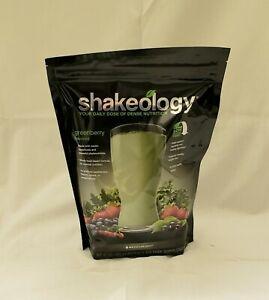 Shakeology GREENBERRY Protein Shake Mix Powder 30 Serving Bag Beachbody