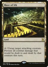 Maze of Ith Eternal Masters NM-M Land Rare MAGIC THE GATHERING MTG CARD ABUGames