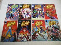 Defiant Comics The Good Guys #1-8 (1993) NM- set run lot 1 2 3 4 5 6 7 8