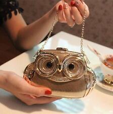 Fashion Designer Bridal Women Owl Evening Clutch Bag Handbags Shoulder Bags Prom