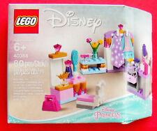 LEGO # 40388 DISNEY PRINCESS MINI-DOLL DRESS-UP KIT ACCESSORY PACK 80pcs. NEW
