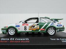 FORD SIERRA RS COSWORTH #8, Auriol, Tour De Corse Rally 1988, 1:43 Scale ALTAYA