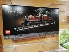 LEGO 10277 - CROCODILE LOCOMOTIVE - new - neuf
