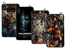 Halloween Friday the 13th Horror Soft Rubber Case For iphone 7 Plus XR 11 S20