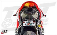 Honda CBR600RR In-Tail Integrated Tail Light 2007 2008 2009 2010 2011 2012 SMOKE