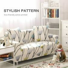 Printed Sofa Cover Stretch Couch Cover Sofa Slipcovers for Couches and Loveseats