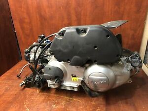 2014 Piaggio Vespa GTS 300 IE Complete Engine Motor ONLY 947 Miles
