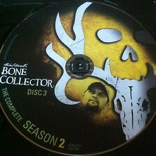 The Bone Collector Season 2 Disc 3  Replacement Disc  DVD ONLY