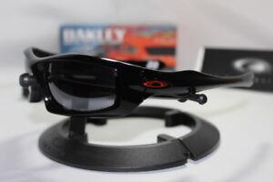 New Oakley Tony Stewart Signature Monster Pup Polished/Black Iridium 12-783
