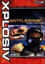 BATTLEZONE II 2 Combat Commander - Battle Zone PC NEW