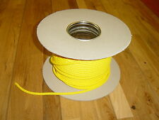 QUALITY HIGH VIS YELLOW FLOATING LINE ROPE ( 7mm )
