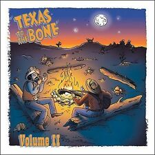 Various Artists : Texas to the Bone 2 CD