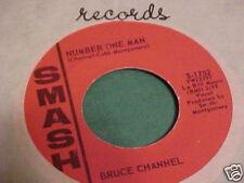 BRUCE CHANNEL 45 SMASH NUMBER ONE MAN 1962