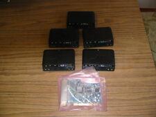 NComputing X550 5 User Desktop Virtualization Kit  (PCI Card + 5 Terminals only)