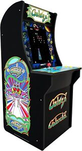 galaga arcade game machine