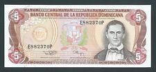 F.C. REPUBLICA DOMINICANA , 5 PESOS ORO 1994 , S/C ( UNC ) , P.146a .