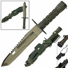 CSGO Combat M9 Military Tactical Survival  Fixed Blade Knife