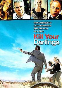 Kill Your Darlings DVD, Andreas Wilson, Benito Martinez, Fares Fares, Skye McCol