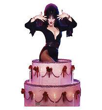 Elvira Cake Lifesize CARDBOARD CUTOUT standee standup C816
