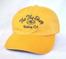 *THE FLY SHOP REDDING CALIFORNA* Fly Fishing Ball cap hat BUZZ OFF *IMPERIAL*