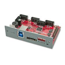 Oodelay USB 3.0 & eSATA to x5 HDD- RAID / JBOD Port Multiplier Board (UB-208RM)