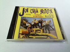 "JOE CUBA SEXTETE CON CHEO FELICIANO ""JOE CUBA SEXTETE CON CHEO FEL"" CD 14 TRACKS"