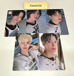 TXT - Chaos Chapter : Freeze  Lucky Draw Limited PS photocard [select member]