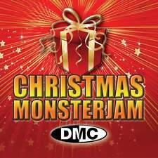 DMC Christmas Monsterjam Vol 1 Megamix Music DJ CD All in One Mixed Disc Xmas
