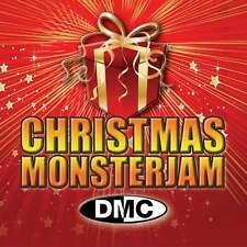 DMC Christmas Monsterjam Vol 1 Megamix Music DJ CD All in One Mixed Disc Xmas