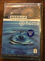Integrity's i WORSH!P A Total Worship Experience @ home DVD Vol. 1  (NEW)