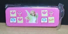 BARBIE - VINTAGE 1998 MATTEL - PENCIL CASE ASTUCCIO IN METALLO 002 - SEALED