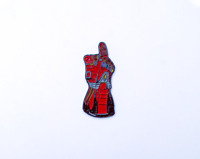 Enamel Pins Marvel Avengers Infinity Gauntlet Fan Art