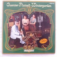 LP - Guenter Platzek - Wintergarden - selected sound