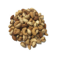 Dry Oven Roasted Salted Mixed Nuts 1kg Cashews Almonds Pistachios