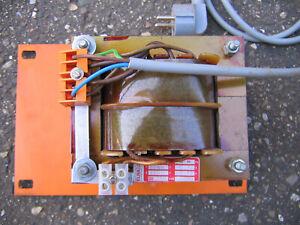Trenntrafo Converter Transformator 230V auf 110V, 600W Spannungs Wandler ELNA HD