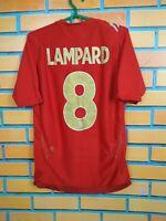 Lampard England Jersey 2006 2008 Away SMALL Shirt Football Soccer Umbro