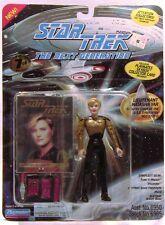 1994 Playmates Star Trek The Next Generation Lt. Natasha Yar!  Mint on card!