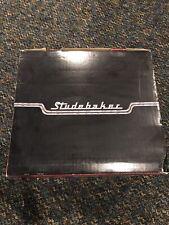 New ListingStudebaker 3 Speed Turntable (Record Player) & Am/Fm Radio Brand New