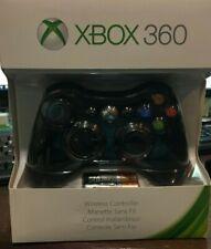 Microsoft Xbox 360 Wireless Control in Black Color ( New)