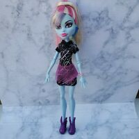 Monster High Abbey Bominable Home Ick Doll