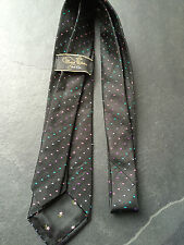 PAUL SMITH BRITISH COLLECTION Patterned  TIE  -  9cm Blade