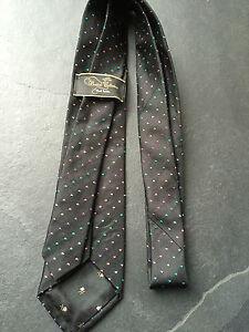 Paul Smith Britisch Sammlung Muster Krawatte 9cm Klinge