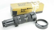 Nikon Nippon Kogaku zoom-Nikkor 50-300mm f/4.5, non-ai MF