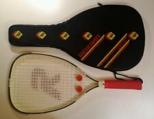 Racquetball Racquet Richcraft Mid-Size Ceramic Graphite High Qualty with Case Us
