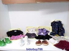 Build a bear clothes and boots, outfits, sandal,boots job lot