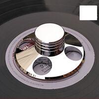 2020 Audio Silber Plattengewicht Record Weight Turntables Disc Stabilizer HiFi